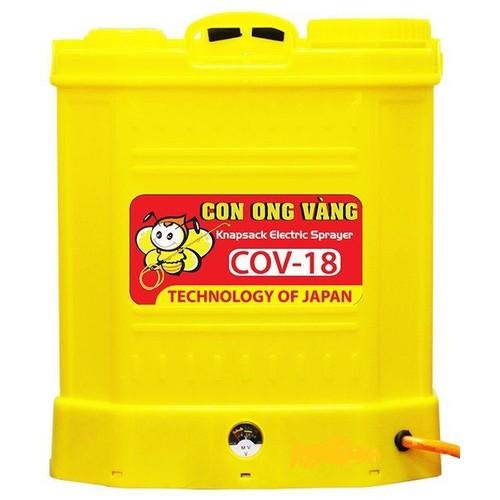Bình Xịt  Điện Con Ong Vàng COV 18D - 5630717 , 12058618 , 15_12058618 , 820000 , Binh-Xit-Dien-Con-Ong-Vang-COV-18D-15_12058618 , sendo.vn , Bình Xịt  Điện Con Ong Vàng COV 18D