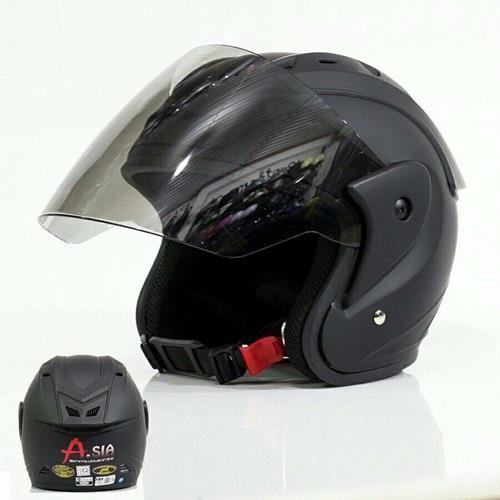 Mũ bảo hiểm 3-4 Asia MT115 đen nhám kính khói chính hãng - Bảo hành 12 tháng - 5630484 , 12058542 , 15_12058542 , 410000 , Mu-bao-hiem-3-4-Asia-MT115-den-nham-kinh-khoi-chinh-hang-Bao-hanh-12-thang-15_12058542 , sendo.vn , Mũ bảo hiểm 3-4 Asia MT115 đen nhám kính khói chính hãng - Bảo hành 12 tháng