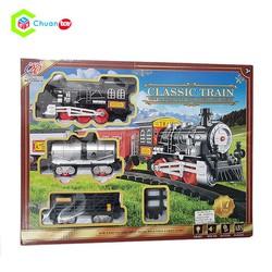 Đồ chơi xe lửa chạy pin Chuantoy DCA024