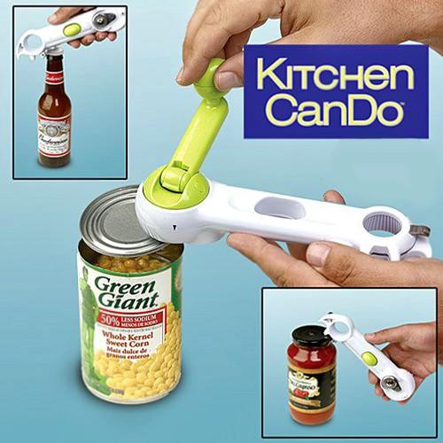 Dụng cụ mở nắp hộp đa năng tiện dụng Kitchen CanDoKA006 - Nhiều Màu