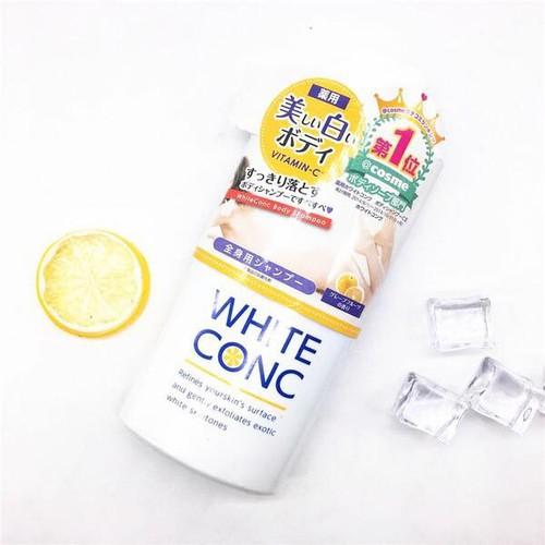 Sữa tắm trắng da toàn thân White Conc Body 360ml
