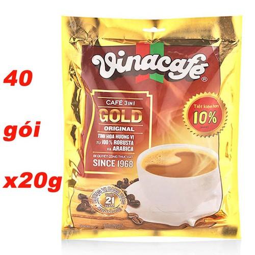 Cà phê vina 40 gói x 20gr - 5641302 , 12072317 , 15_12072317 , 90000 , Ca-phe-vina-40-goi-x-20gr-15_12072317 , sendo.vn , Cà phê vina 40 gói x 20gr