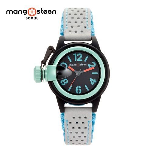 Đồng hồ nữ MS511B MANGOSTEEN SEOUL Hàn Quốc dây da tổng hợp