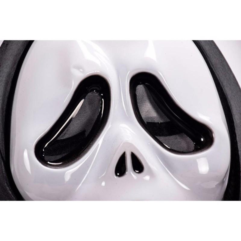 Mặt Nạ Scream Sát Nhân giấu Mặt- Halloween 4