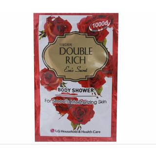 10 gói Sữa Tắm Double Rich sáng da hương hoa - STD05 thumbnail