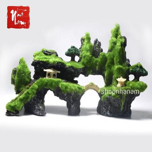 Mô hình hòn non bộ núi đá hang động cây cỏ 2 thiết bị phụ kiện bể cá lũa bể cá thủy sinh - 5633006 , 12061931 , 15_12061931 , 359000 , Mo-hinh-hon-non-bo-nui-da-hang-dong-cay-co-2-thiet-bi-phu-kien-be-ca-lua-be-ca-thuy-sinh-15_12061931 , sendo.vn , Mô hình hòn non bộ núi đá hang động cây cỏ 2 thiết bị phụ kiện bể cá lũa bể cá thủy sinh