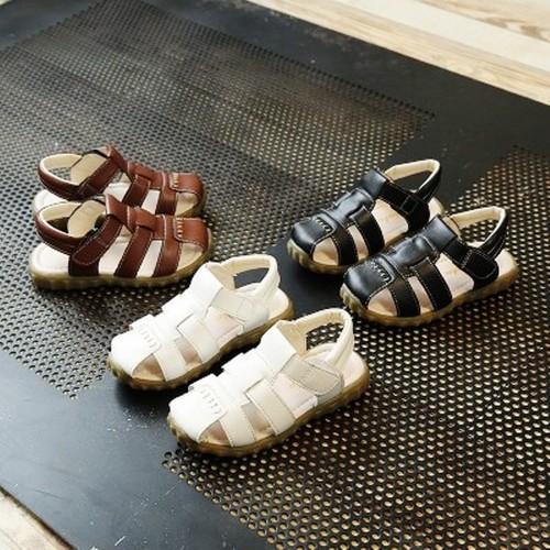 Giày sandal rọ bé trai