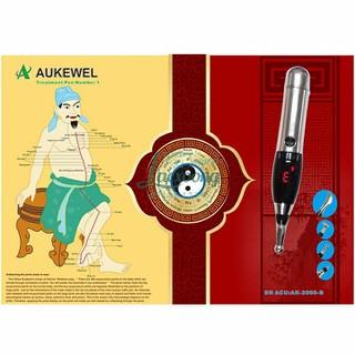 Máy dò huyệt châm cứu Aukewel AK 2000B bút dò huyệt - AK2BGERMANY - SP572 thumbnail