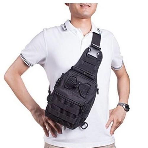 Túi đeo chéo 1 thể thao du lịch chống nước quân đội Mỹ
