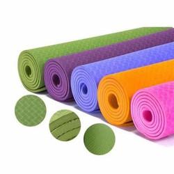 Thảm tập yoga TPE 6mm 1 lớp