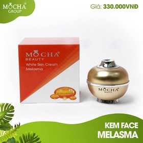 Kem Face Collagen Tảo Non Trị nám MOCHA - KFTNTN MOCHA