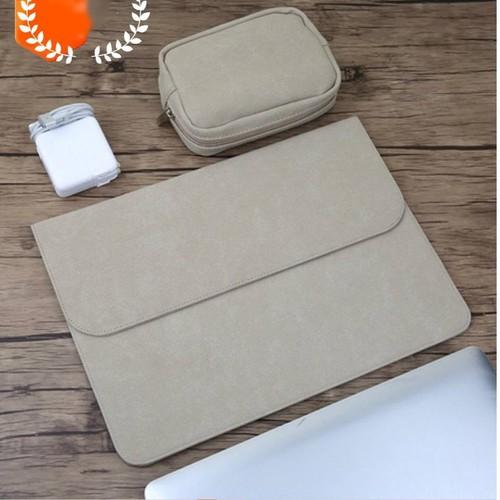 Bao da chống sốc cho macbook, laptop, máy tính 11 inch kèm ví - 5654985 , 12089398 , 15_12089398 , 400000 , Bao-da-chong-soc-cho-macbook-laptop-may-tinh-11-inch-kem-vi-15_12089398 , sendo.vn , Bao da chống sốc cho macbook, laptop, máy tính 11 inch kèm ví