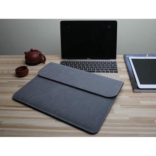 Bao da chống sốc cho macbook, laptop, máy tính kèm ví đựng phụ kiện - 5655423 , 12090017 , 15_12090017 , 400000 , Bao-da-chong-soc-cho-macbook-laptop-may-tinh-kem-vi-dung-phu-kien-15_12090017 , sendo.vn , Bao da chống sốc cho macbook, laptop, máy tính kèm ví đựng phụ kiện