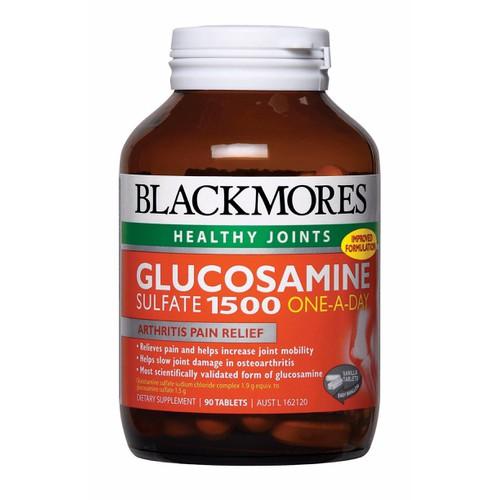 Thực Phẩm Bổ Sung Hỗ Trợ Xương Khớp Blackmores Glucosamine