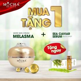 Kem Face Collagen Tảo Non Trị nám MOCHA tặng serum rong nho 345k - KFTNTN MOCHA TẶNG SERUM