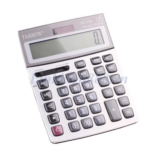 Máy tính cầm tay loại to TG-779A - 5656108 , 12091320 , 15_12091320 , 120000 , May-tinh-cam-tay-loai-to-TG-779A-15_12091320 , sendo.vn , Máy tính cầm tay loại to TG-779A