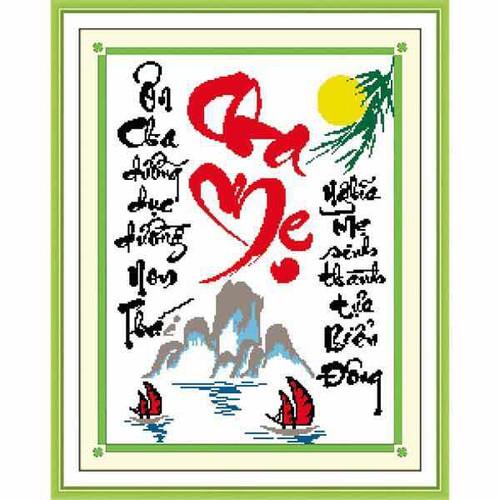 Tranh thêu chữ thập Ơn cha dưỡng dục, nghĩa mẹ sinh thành - 5658970 , 12096333 , 15_12096333 , 88000 , Tranh-theu-chu-thap-On-cha-duong-duc-nghia-me-sinh-thanh-15_12096333 , sendo.vn , Tranh thêu chữ thập Ơn cha dưỡng dục, nghĩa mẹ sinh thành