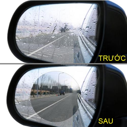 Miếng dán gương chống bám nước, chống lóa trên kính chiếu hậu ô tô - 5650506 , 12083972 , 15_12083972 , 140000 , Mieng-dan-guong-chong-bam-nuoc-chong-loa-tren-kinh-chieu-hau-o-to-15_12083972 , sendo.vn , Miếng dán gương chống bám nước, chống lóa trên kính chiếu hậu ô tô