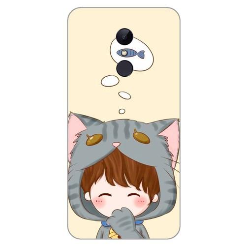 Ốp lưng điện thoại xiaomi redmi 5 plus - couple boy 05