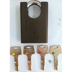 Khóa chìa từ tính Mul-T-Lock BA Lock - Israel - 6Fcc