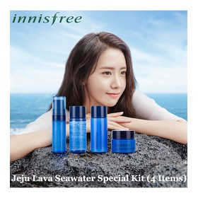 Set Chống Lão Hoá Innisfree. Jeju Lava Seawater Special 4 SP - Innisfree. Jeju