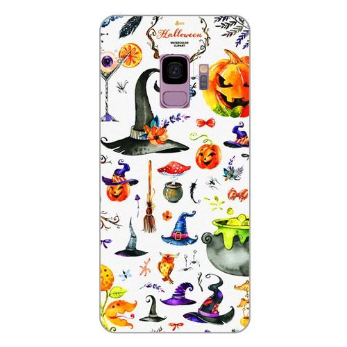 Ốp lưng điện thoại samsung galaxy s9 - halloween 01