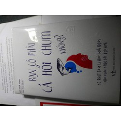 Bạn Có Phải Cá Hồi Chum Không. tặng kèm bookmark và bao sách.