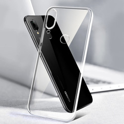 Ốp lưng dẻo silicon trong suốt Huawei nova 3i