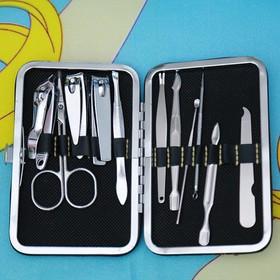 Bộ dụng cụ làm móng đa năng 12 món - CSQ05101802