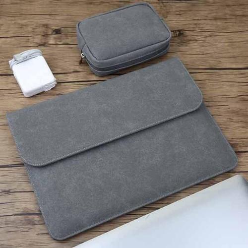 Bao da chống sốc cho macbook, laptop kèm ví đựng phụ kiện - 5655378 , 12089912 , 15_12089912 , 400000 , Bao-da-chong-soc-cho-macbook-laptop-kem-vi-dung-phu-kien-15_12089912 , sendo.vn , Bao da chống sốc cho macbook, laptop kèm ví đựng phụ kiện