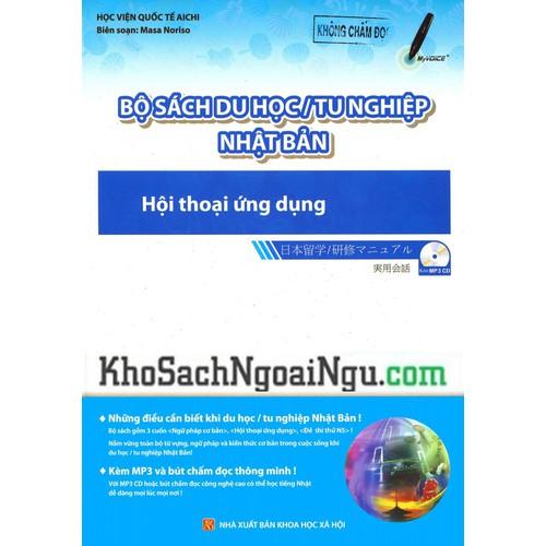 Bộ Sách Du Học Tu Nghiệp Nhật Bản – Hội Thoại Ứng Dụng – Song Ngữ - 4435165 , 12090575 , 15_12090575 , 89000 , Bo-Sach-Du-Hoc-Tu-Nghiep-Nhat-Ban-Hoi-Thoai-Ung-Dung-Song-Ngu-15_12090575 , sendo.vn , Bộ Sách Du Học Tu Nghiệp Nhật Bản – Hội Thoại Ứng Dụng – Song Ngữ