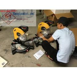Máy cắt nhôm 305 chạy từ chuyên thi công nhôm các hệ
