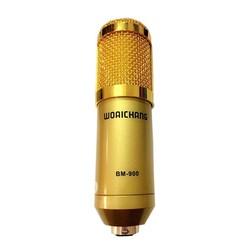 Micro thu âm BM 900 woangchang
