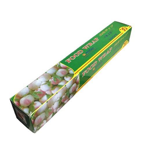 Màng bọc PVC Food Wrap hiệu Magnolia 30x30cm