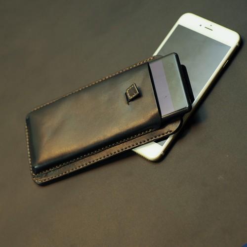 Bao da điện thoại Iphone 7 plus Bao da Handmade Mino Crafts VI101