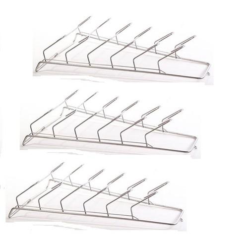 Bộ 3 Giá treo vung nồi inox 6 tầng cho nhà bếp - 5667519 , 12106201 , 15_12106201 , 360000 , Bo-3-Gia-treo-vung-noi-inox-6-tang-cho-nha-bep-15_12106201 , sendo.vn , Bộ 3 Giá treo vung nồi inox 6 tầng cho nhà bếp
