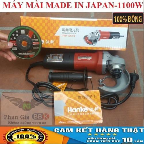 MÁY MÀI 1100W MADE JAPAN - CÔNG SUẤT LỚN