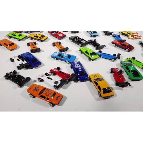 bộ siêu tập 50 ô tô trẻ em