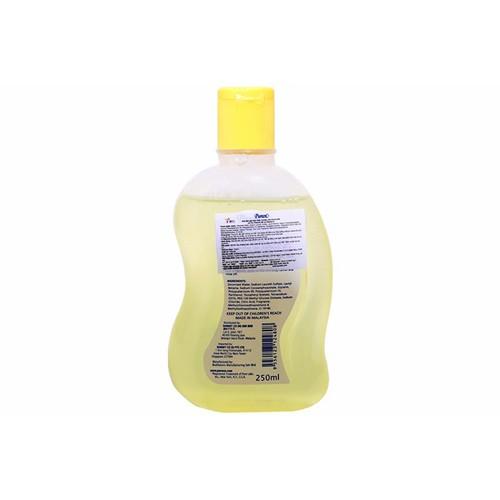 Sữa tắm gội Pureen 2 in 1 _250ml _ MÙI NHO ĐEN, MẬM, TÁO