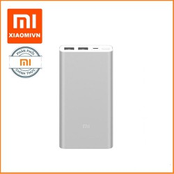 Sạc dự phòng Xiaomi 10000 mAh Gen 2S - 2018...