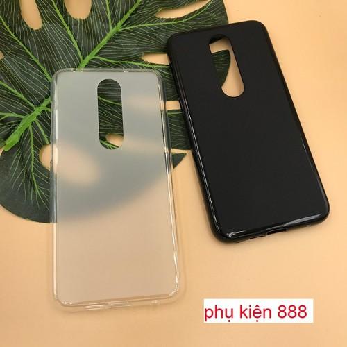 Ốp lưng Nokia 6.1 Plus , X6 2018 silicon