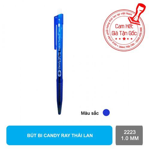 Bút bi Candy Ray 2223 - 1.0 mm thái lan - 5665162 , 12103559 , 15_12103559 , 220000 , But-bi-Candy-Ray-2223-1.0-mm-thai-lan-15_12103559 , sendo.vn , Bút bi Candy Ray 2223 - 1.0 mm thái lan