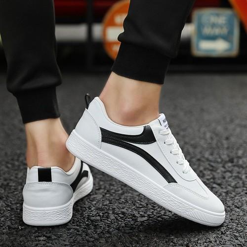 Giày thể thao nam CK004 giày thể thao nam phối màu trẻ trung