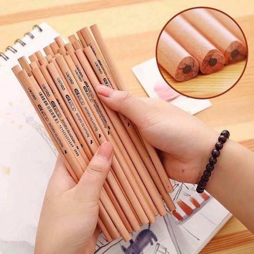 Hộp 50 bút chì gỗ  2B cao cấp
