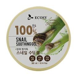 Gel dưỡng da ốc sen Ecosy  Snail Soothing Gel 300 ml