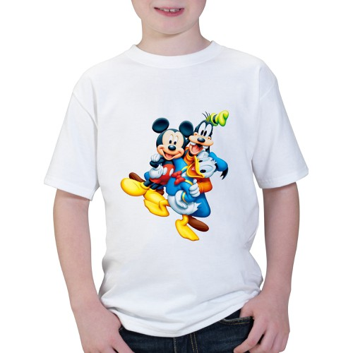 Áo thun bé trai in hình ngộ nghĩnh - có 4 màu - 4500733 , 12108435 , 15_12108435 , 45000 , Ao-thun-be-trai-in-hinh-ngo-nghinh-co-4-mau-15_12108435 , sendo.vn , Áo thun bé trai in hình ngộ nghĩnh - có 4 màu