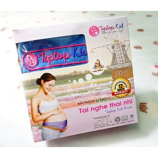 [TẶNG TAI NGHE CHO MẸ] Khi mua Tai nghe thai nhi Tiptopkid - Tai nghe bà bầu Tiptopkid music [ĐƯỢC KIỂM HÀNG] 12100961 - 12100961 thumbnail