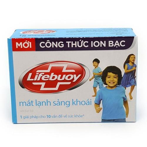 Xà bông cục Lifebuoy mát lạnh sảng khoái 90g - 5671516 , 12110723 , 15_12110723 , 69000 , Xa-bong-cuc-Lifebuoy-mat-lanh-sang-khoai-90g-15_12110723 , sendo.vn , Xà bông cục Lifebuoy mát lạnh sảng khoái 90g