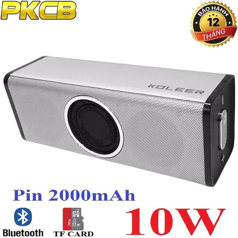Loa Bluetooth Bass âm Thanh Sống Động chuẩn HIFI PKCB H5 3 trong 1 2