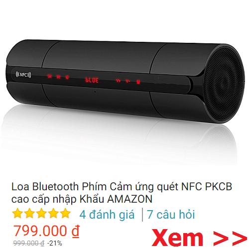 Loa Bluetooth Bass âm Thanh Sống Động chuẩn HIFI PKCB S7 3 trong 1 6